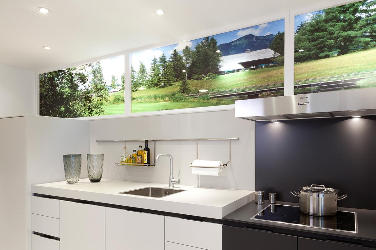 Küchenausstellung von Küchen Schmidt
